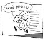 Le Fantasmagoriche Avventure della Blatta Parlante!