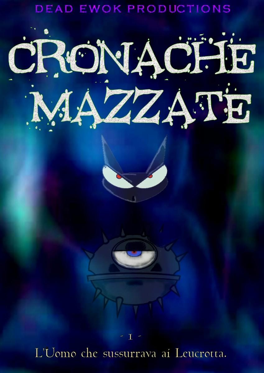 La copertina di Cronache Mazzate