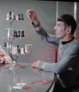 Il signor Spock.