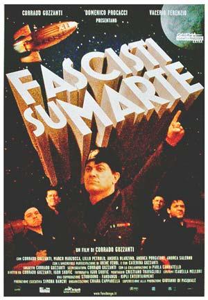 Fascistiii su Marteee, rosso pianeta bolscevico e traditooooor...